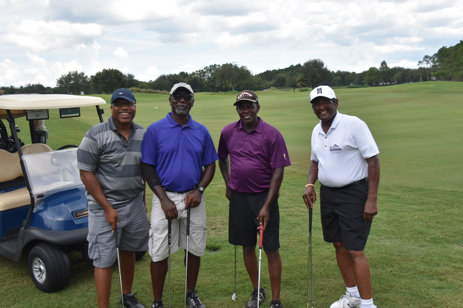 3rd Annual Golf Challenge Cup