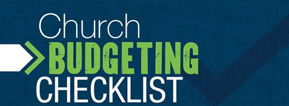 2018 Budget Mt Pleasant Church – Church Budget Template